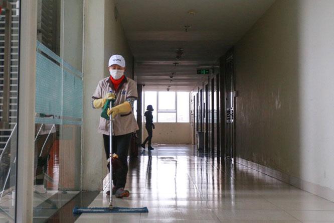 Công văn 1364/BYT-MT hướng dẫn phòng chống dịch bệnh COVID-19 tại chung cư